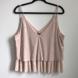 "Aerie ""Velour"" Camisole Top 💕"